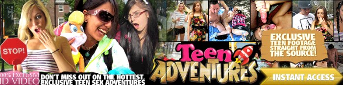 enter Teen Adventures members area here