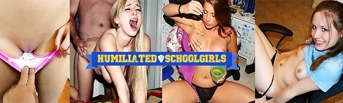 Humiliated Schoolgirls Passes